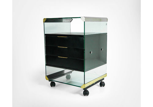 Gallotti And Radice Movie Cassettiera Office Cabinet