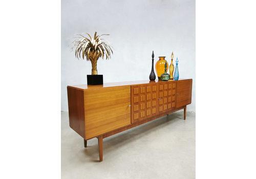Midcentury Vintage Design Sideboard 'Cubism
