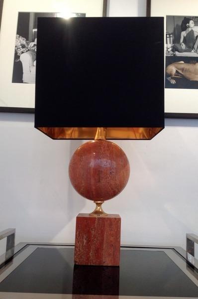 Maison Barbier Lamp