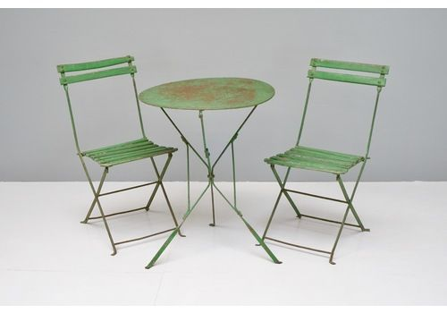 Green Garden Set, 1920s