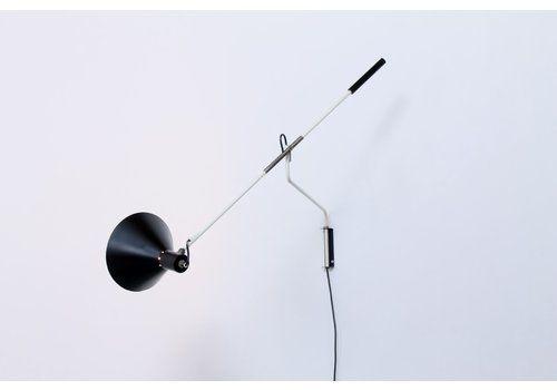 Black And White Balance Model 7056 Light By J. J. M. Hoogervorst For Anvia, 1950s