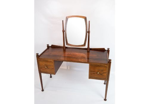 Dressing Table In Rosewood Designed By Chr Linneberg From The 1960s
