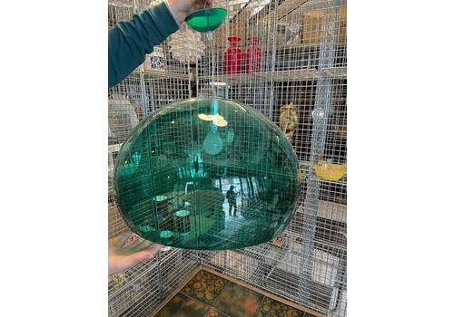 Kartell Fly Large Green Pendant