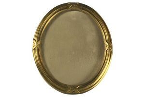 Thumb antique liberty picture frame in bronze 0