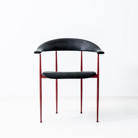 Giancarlo Vegni P70 Postmodern Chair   Clearance photo 1