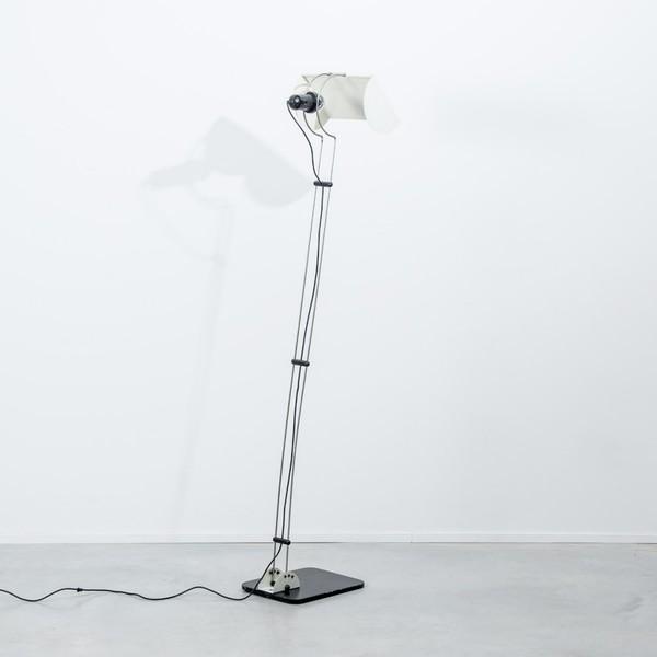 Postmodern Italian Floor Lamp photo 1