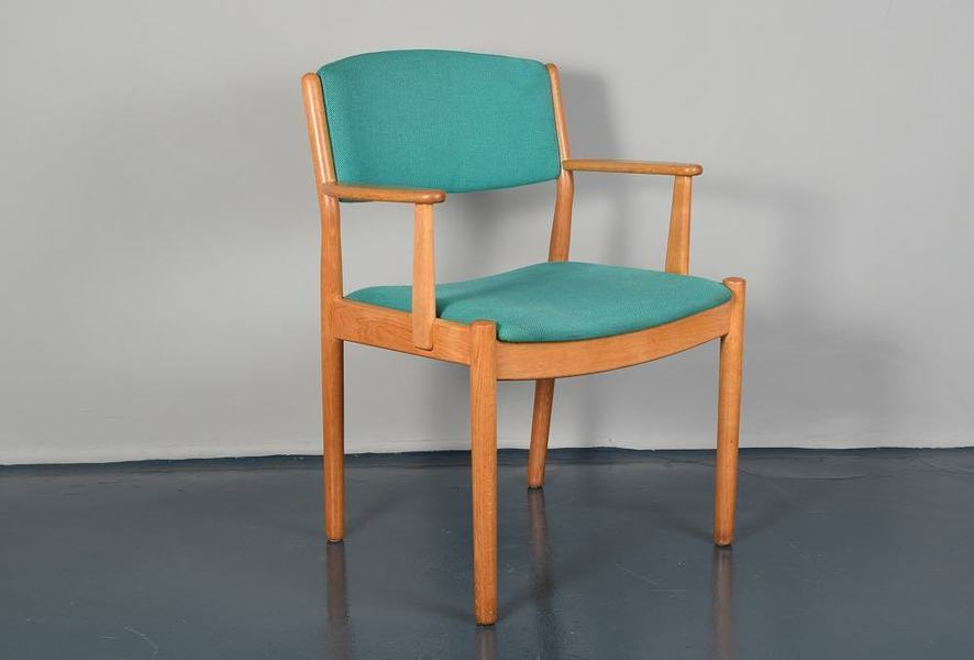 Poul Volther For Fdb Mobler Armchair