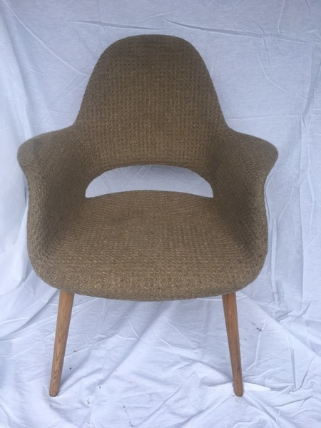 Wing Armed Cocktail Chair