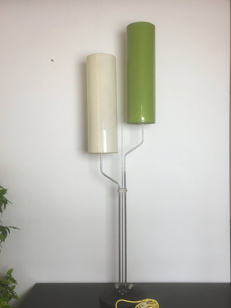 Floow Vintage Lamp Lidokov With Color Cylinders