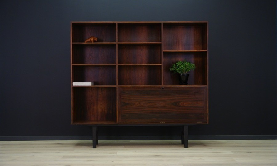 Vintage Bookcase By Kai Winding   1960 S