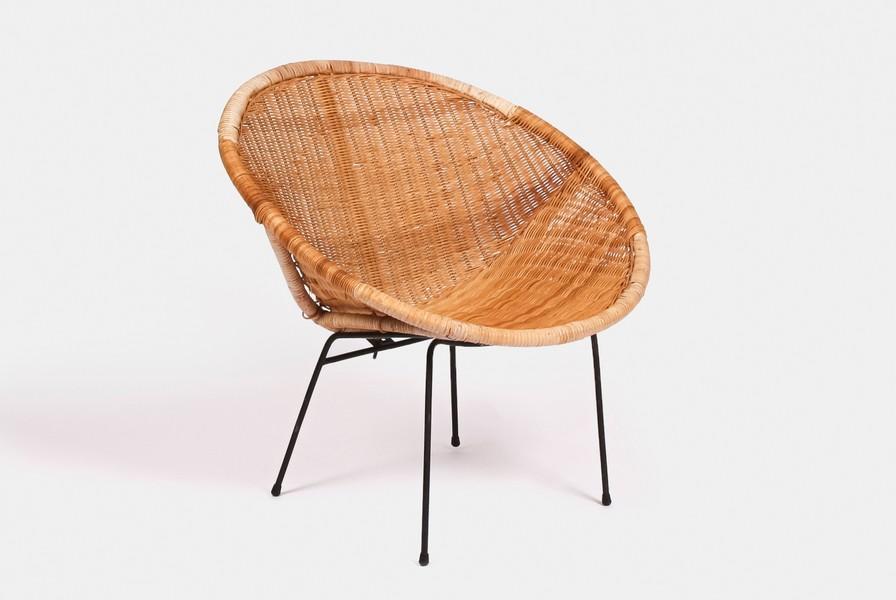 1970's Tropics Chair