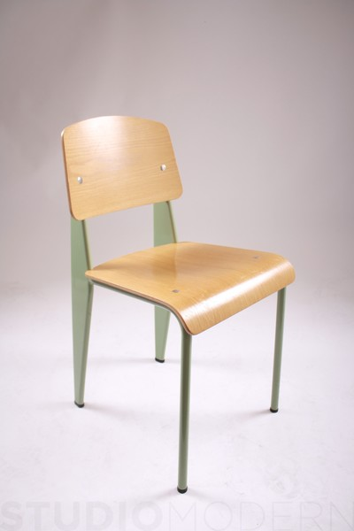 Jean Prouve Vitra Standard Chair photo 1