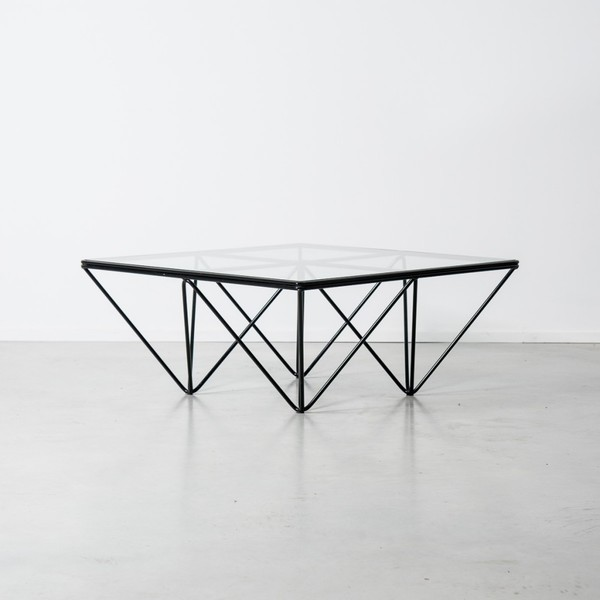 Dutch Small Wire Coffee Table photo 1