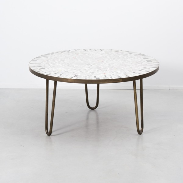 Berthold Müller Mosaic Coffee Table photo 1