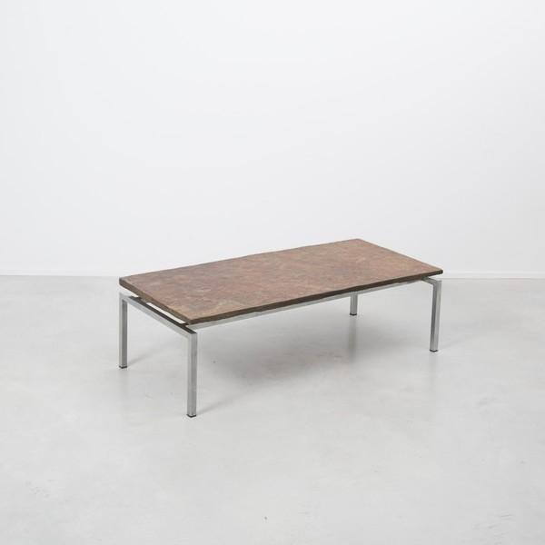 Metaform Burnished Slate Coffee Table