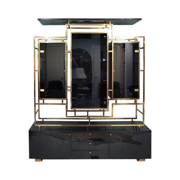 Monumental Kim Moltzer Display Cabinet Sideboard